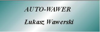 auto-wawer