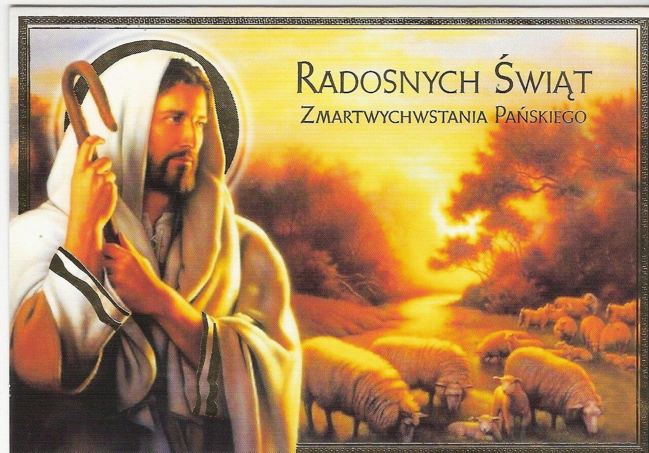 Znalezione obrazy dla zapytania życzenia zmartwychwstania pańskiego