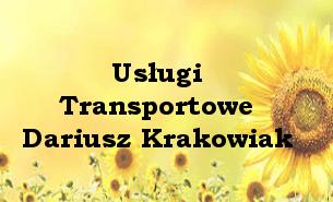 Usługi Transportowe Krakowiak
